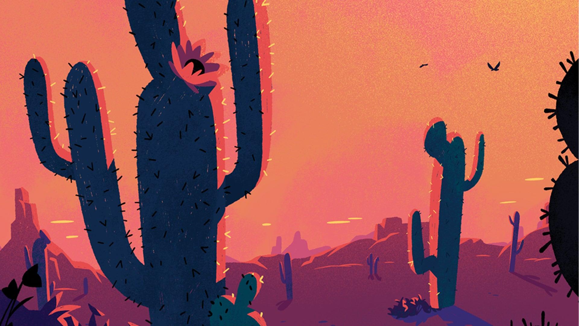 Sonora board game artwork