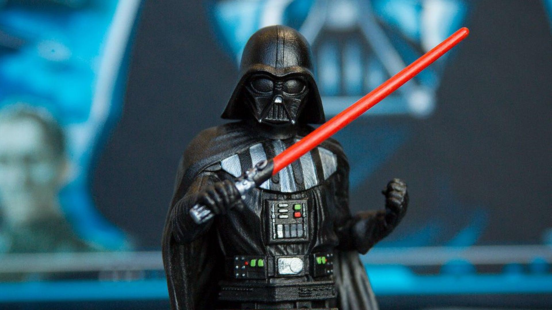 Star Wars: Dark Side Rising board game layoyt