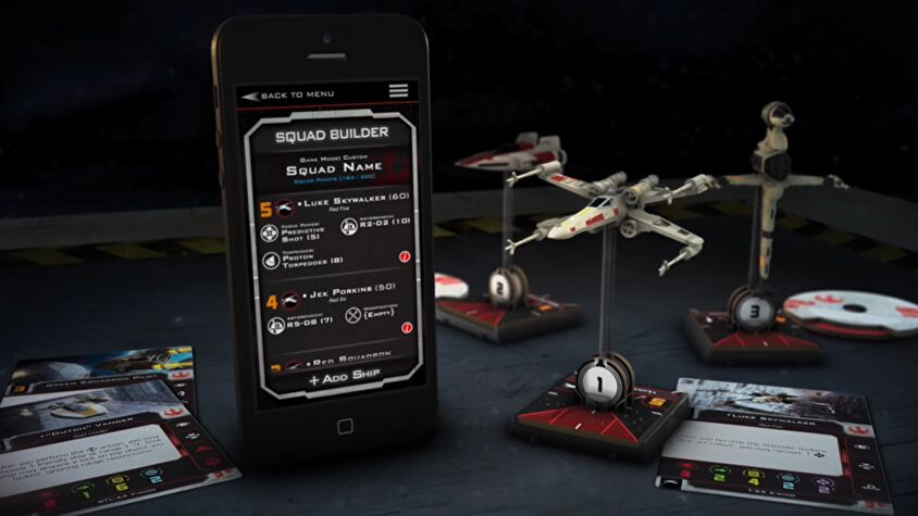 Star Wars: X-Wing app screenshot