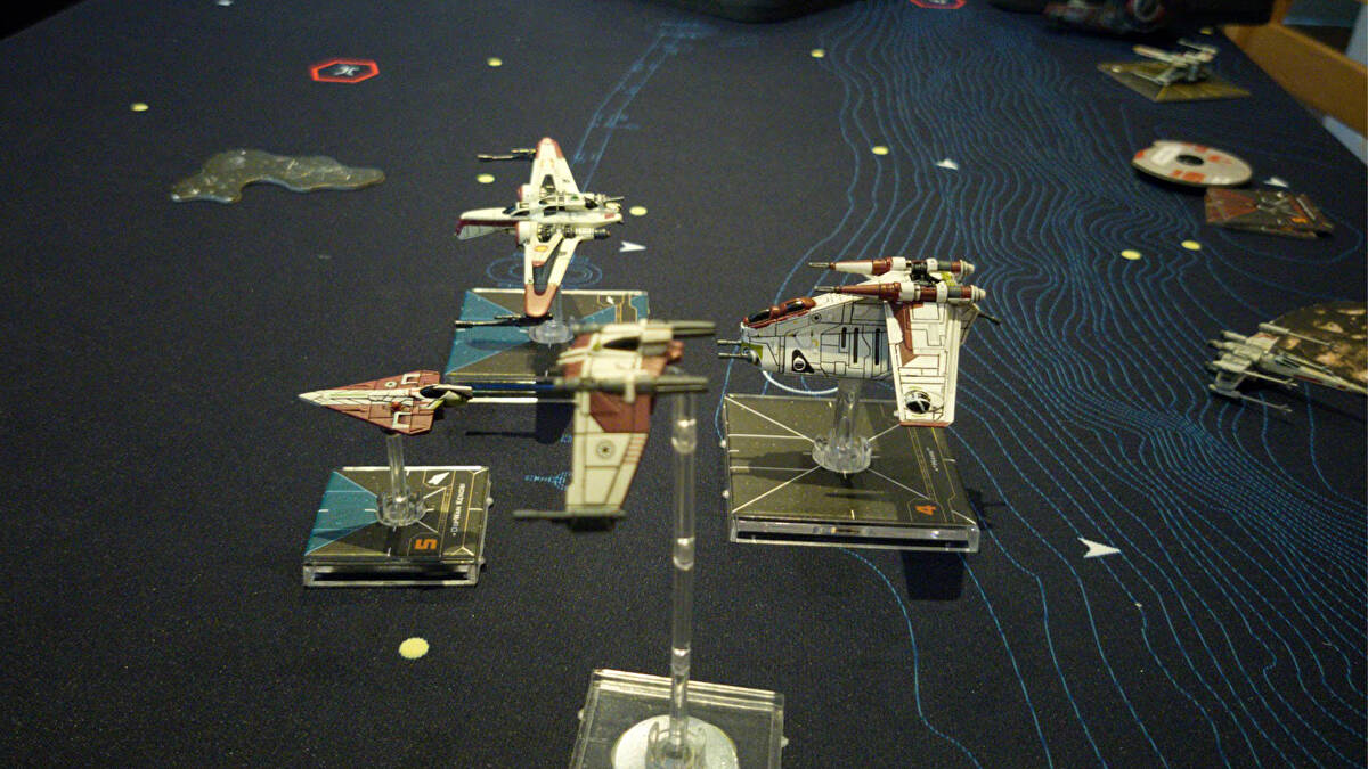 Star Wars X Wing Legion And Armada Development Moving To Marvel Crisis Protocol Studio Dicebreaker