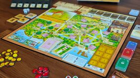 Image for Stardew Valley: The Board Game review - from chill, charming farm sim to frustrating, unforgiving tabletop adaptation