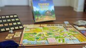 Stardew Valley: The Board Game layout image