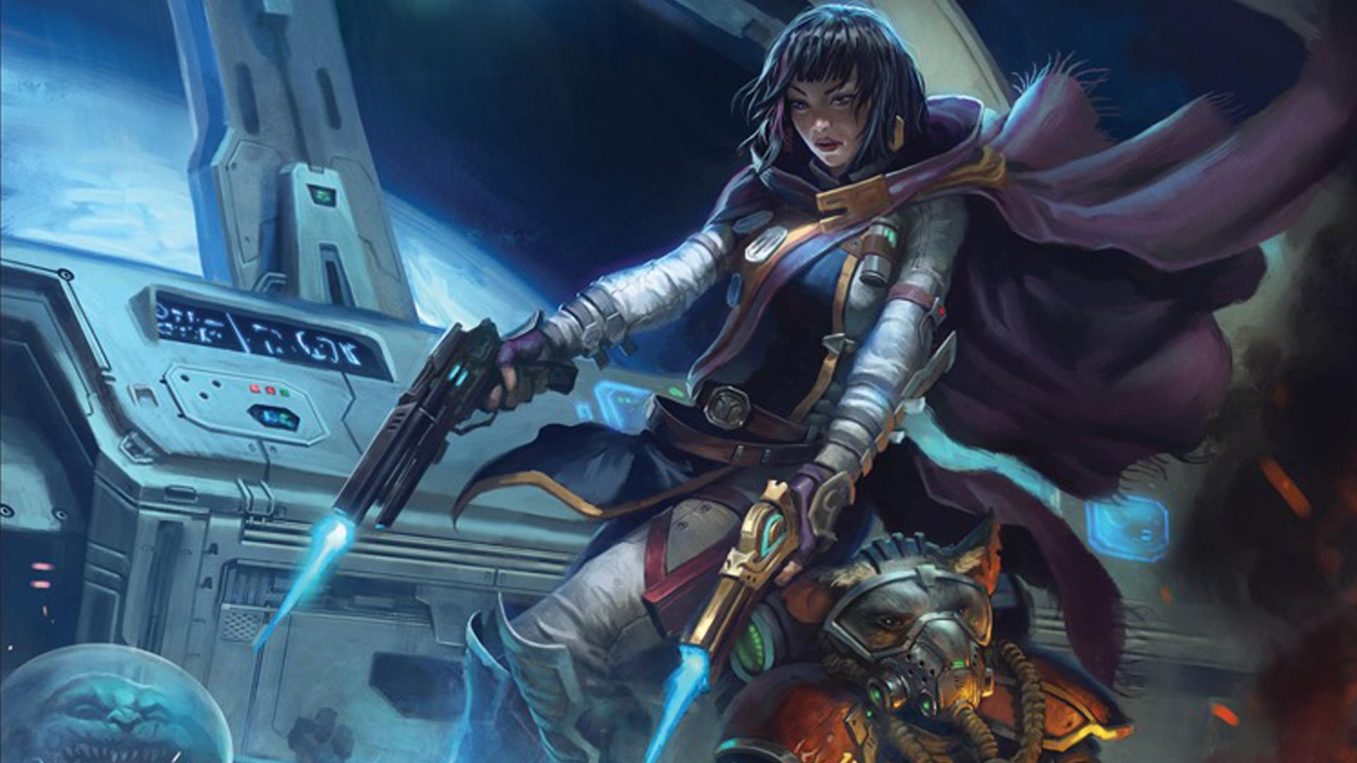 Starfinder RPG artwork