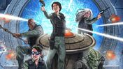 Stargate SG-1: Roleplaying Game artwork