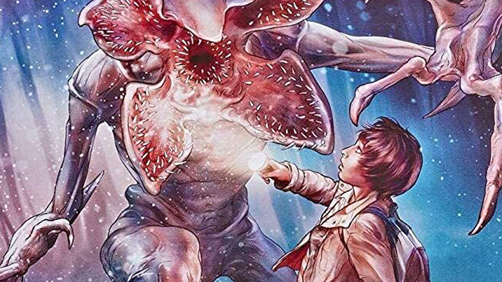 Stranger Things Dungeons & Dragons Starter Kit artwork