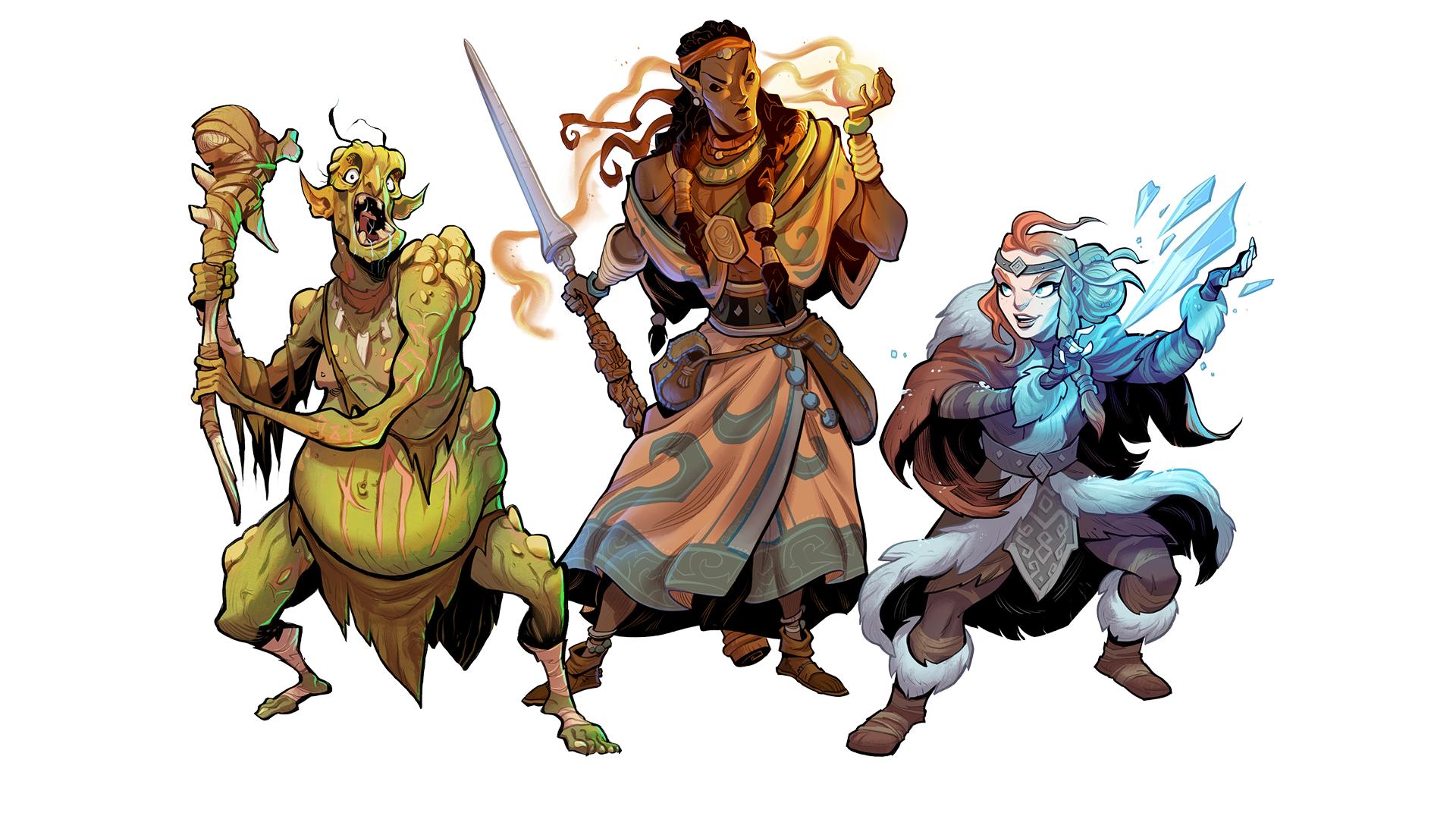 Summoner Wars: Second Edition artwork
