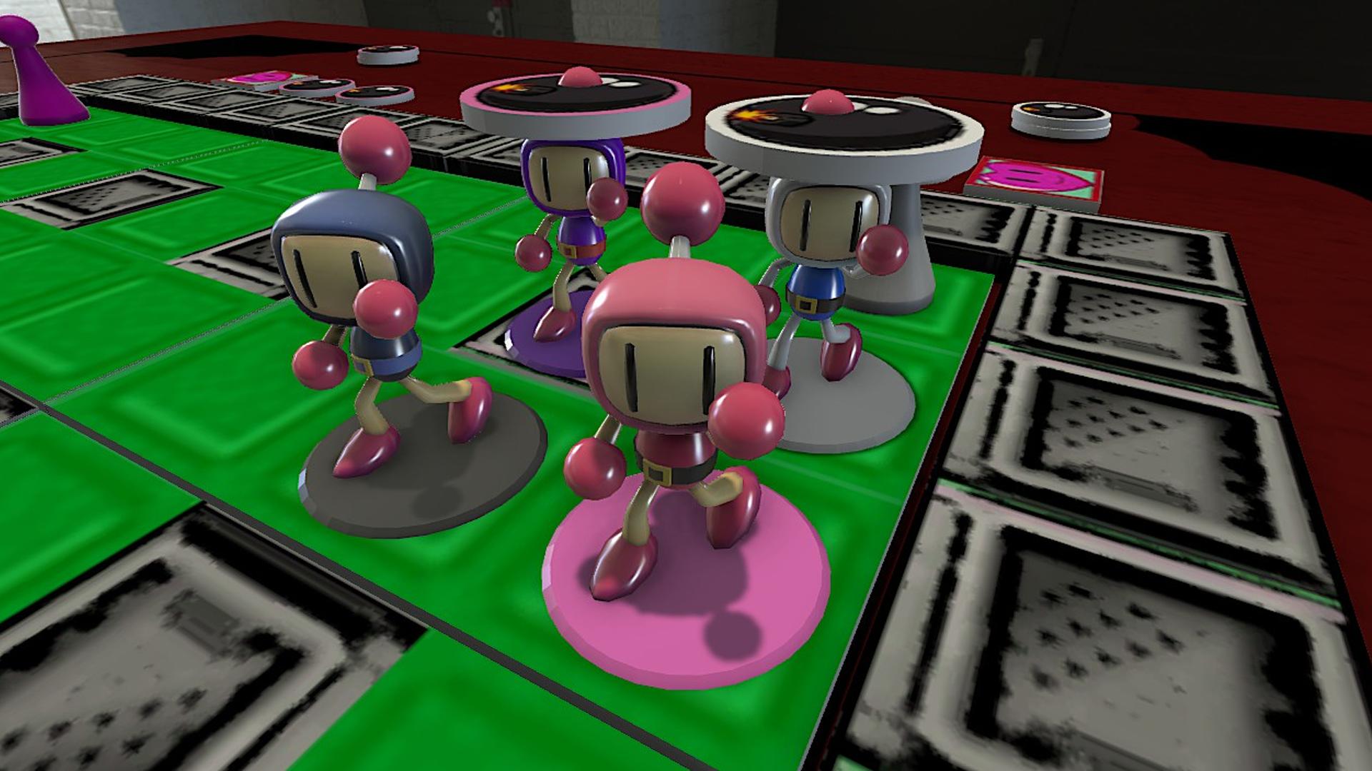 Super Bomberman: Blast Tactics mod screenshot