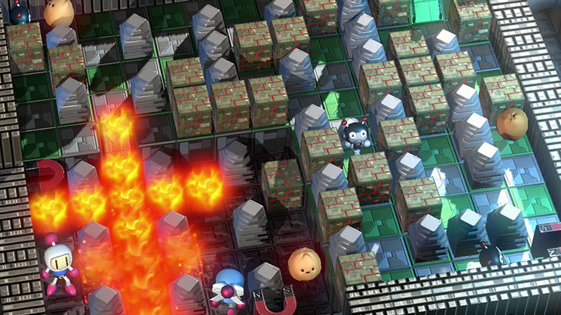 Super Bomberman R PC screenshot