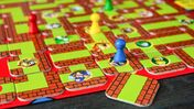 Image for Super Mario Labyrinth sends a plumber-themed board game classic stateside this month