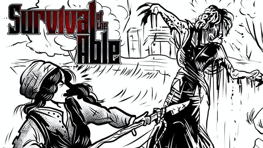 Survival of the Able artwork