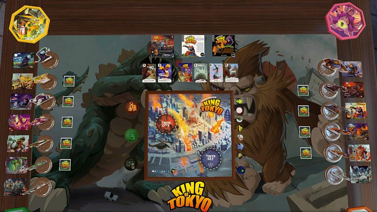 Tabletop simulator games download