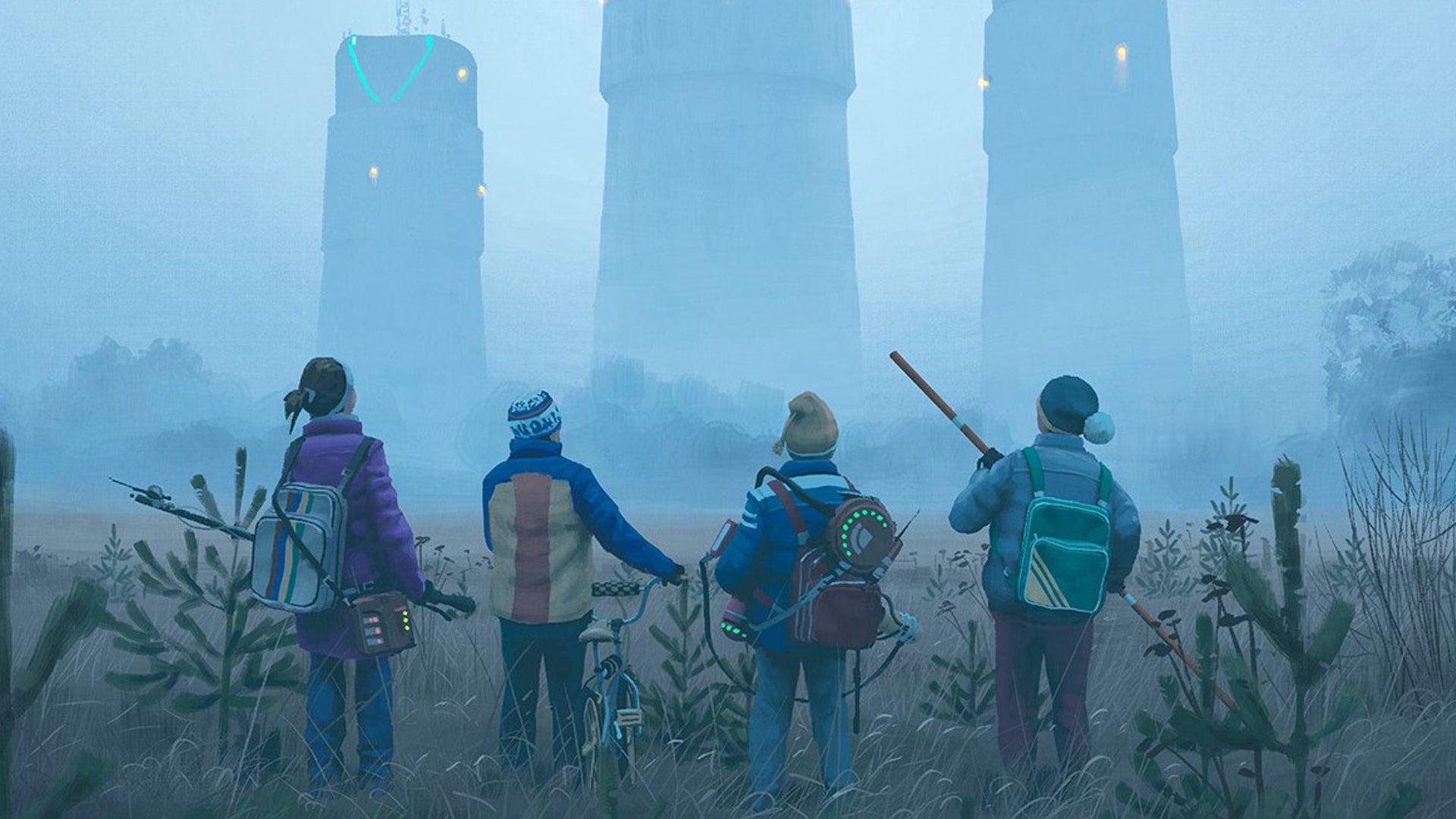 Tales from the Loop artwork