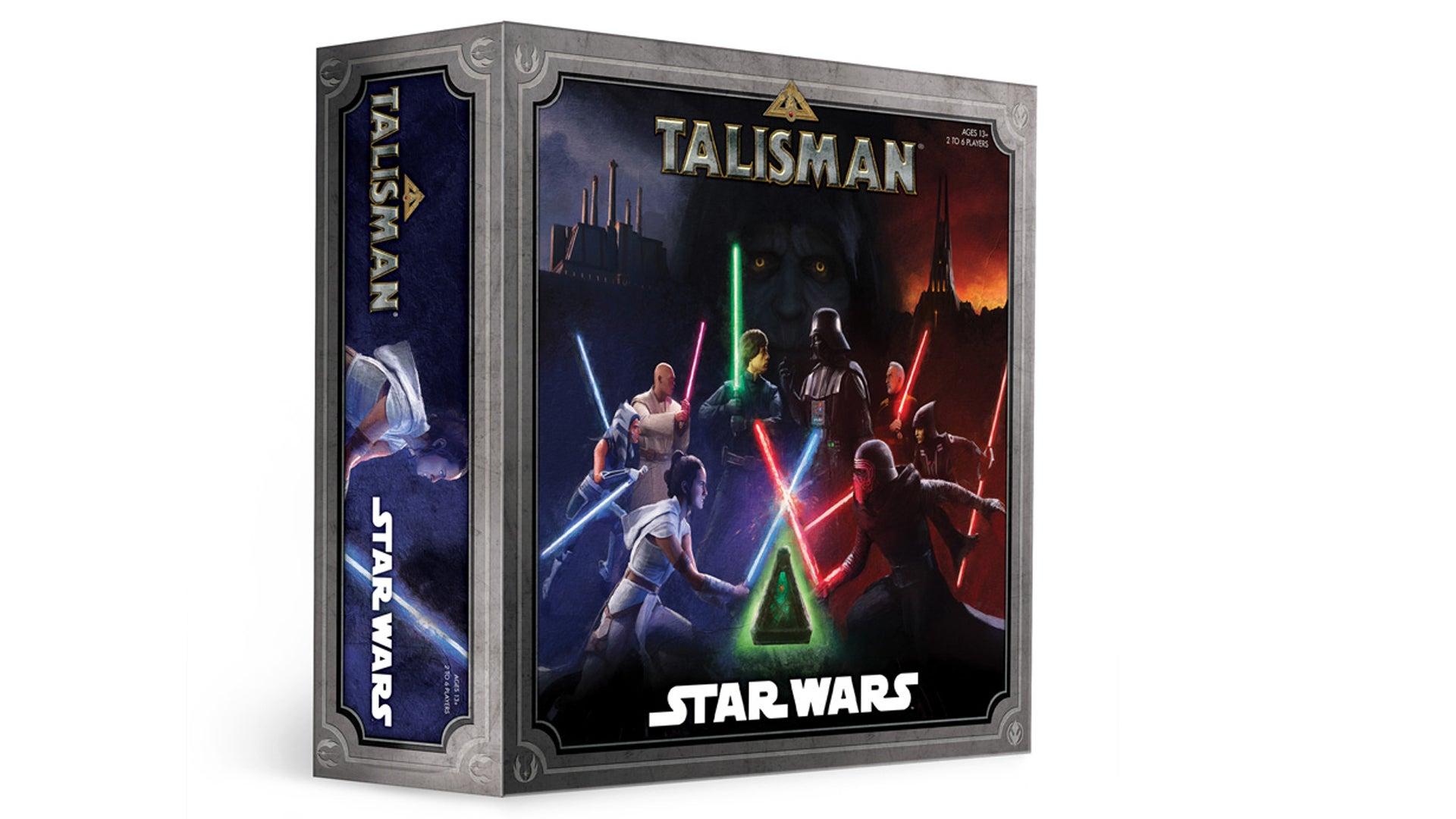 Talisman: Star Wars board game box