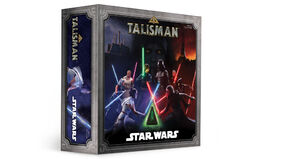 Talisman: Star Wars board game box
