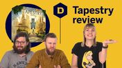Image for Tapestry, the new civilisation-building board game from the creator of Scythe, divides opinion in our video review