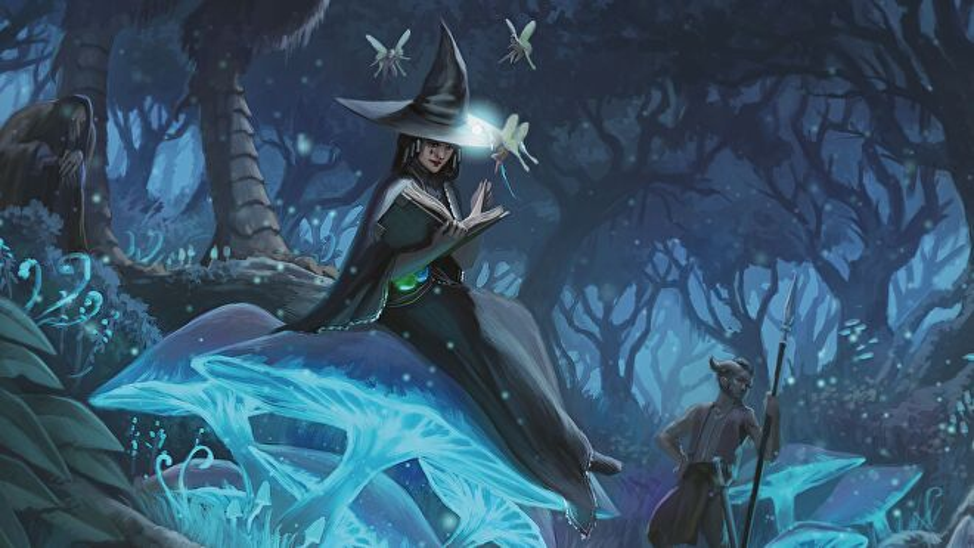 Tasha's Cauldron of Everything D&D RPG artwork 2