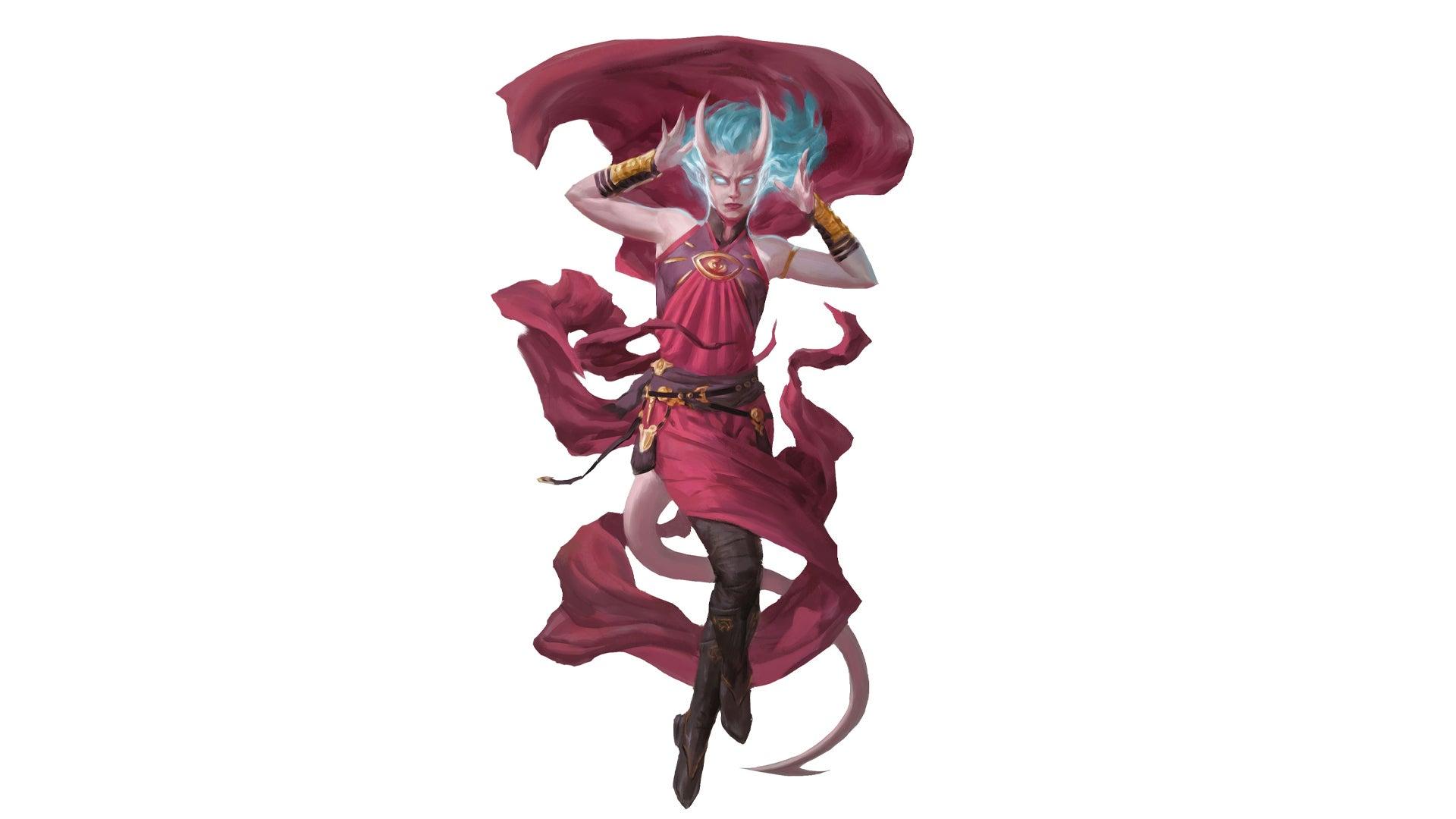 Tasha's Cauldron of Everything D&D RPG artwork 4
