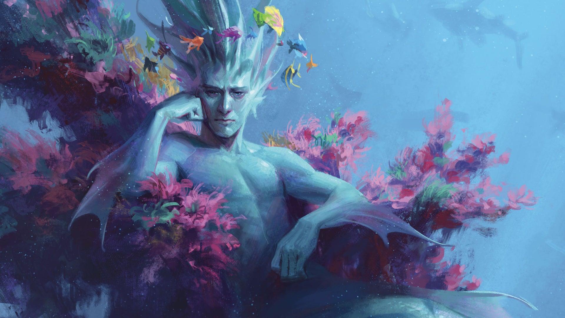 Tasha's Cauldron of Everything D&D RPG artwork 5