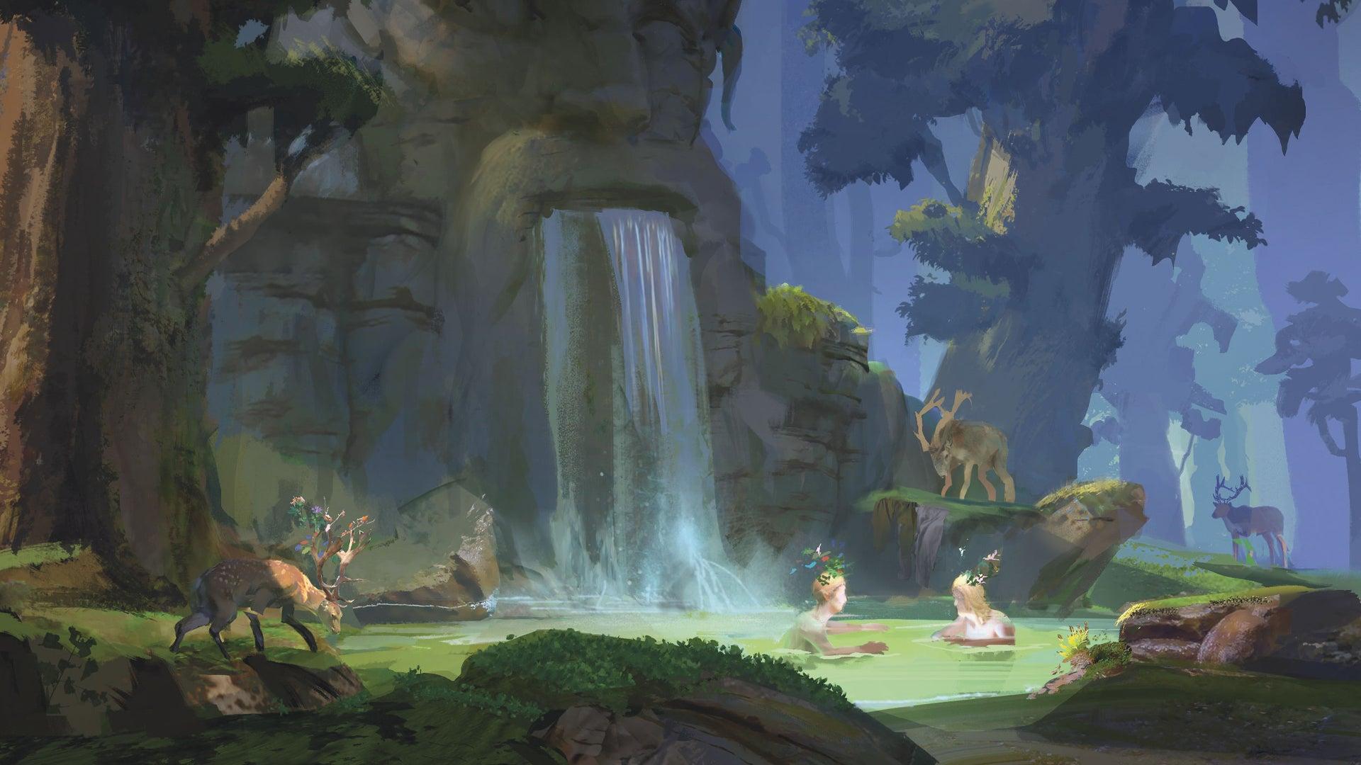 Tasha's Cauldron of Everything D&D RPG artwork 6