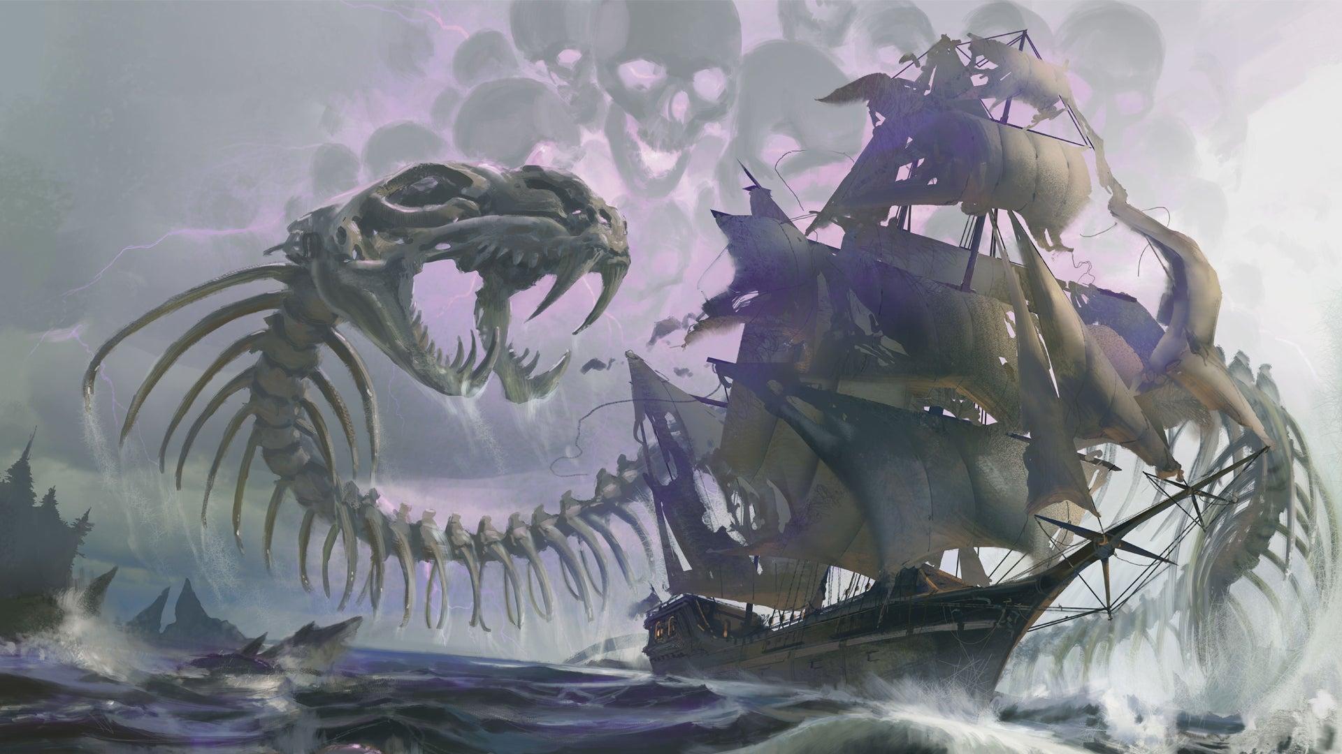 Tasha's Cauldron of Everything D&D RPG artwork 7