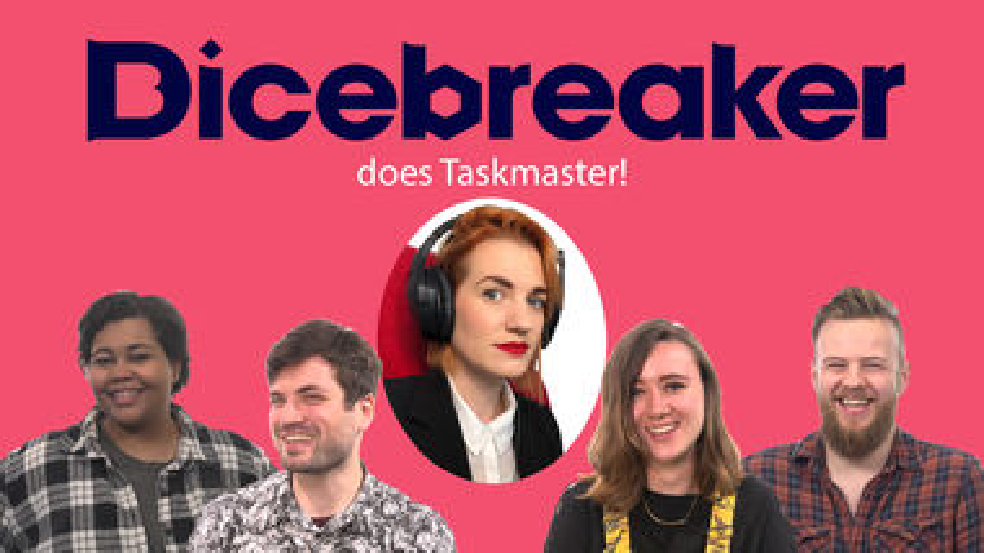 Image for We made our own Taskmaster Tasks! Dicebreaker does Taskmaster