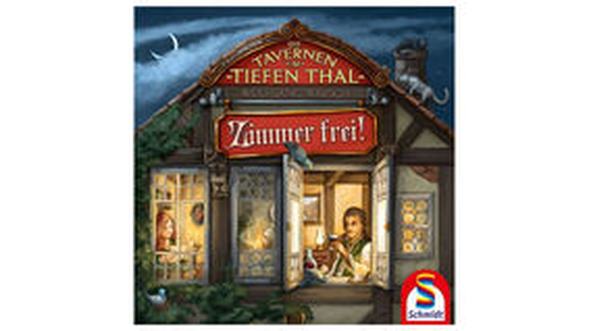 Taverns of Tiefenthal: Zimmer Frei! artwork 3 (not final)