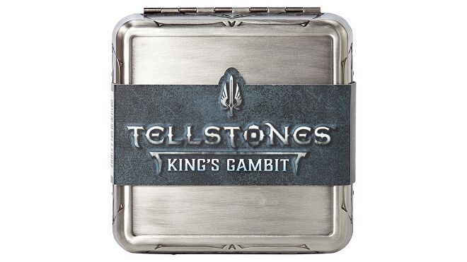 Tellstones: Kings Gambit box art