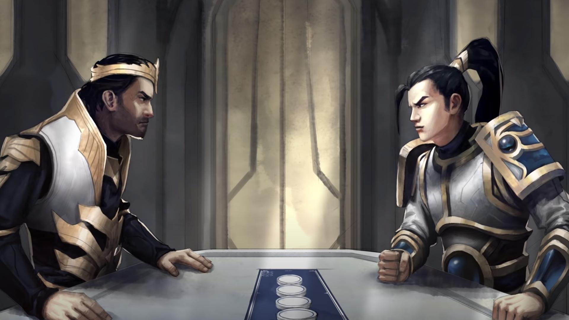 Tellstones: Kings Gambit trailer screenshot