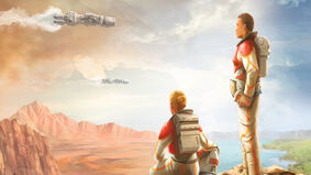 Image for Terraforming Mars: Ares Expedition is a faster version of the original with an optional co-op mode