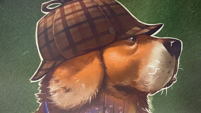 Image for Sherlock Holmes' dog Toby gets his own board game in next year's The Animals of Baker Street