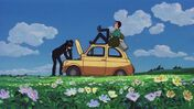 Lupin the 3rd The Castle of Cagliostro screenshot
