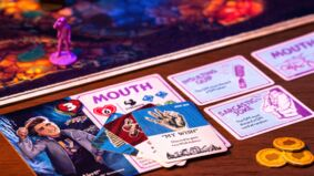 Image for Classic '80s adventure film The Goonies gets an asymmetric board game treatment