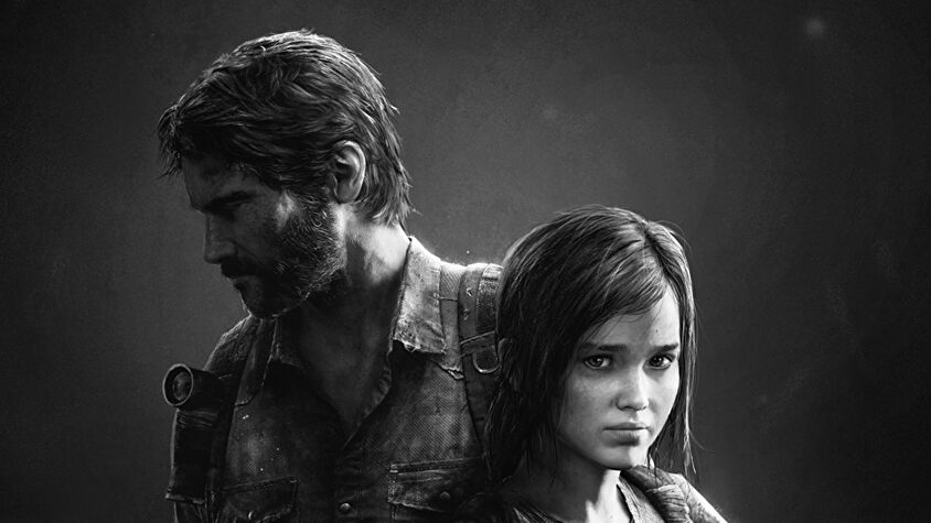 The Last of Us Remastered video game artwork