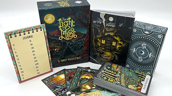 The Light in the Mist layout