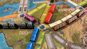 Image for Ticket to Ride: Europe's new 15th Anniversary Edition costs £100 - is it worth it? We decided to find out!