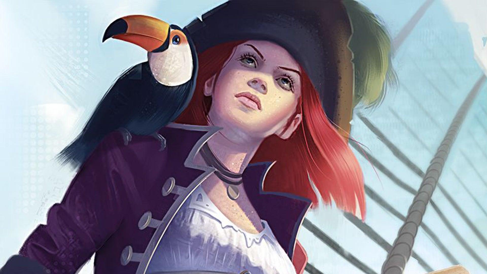 Image for Tiny Epic Pirates sails the small seas onto Kickstarter next week