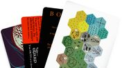 Image for Tiny Library swaps your regular pack of playing cards for a deck of 50 micro RPGs