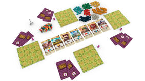 Image for Tiny Towns named Game of the Year and Best Board Game at 2020 Origins Awards