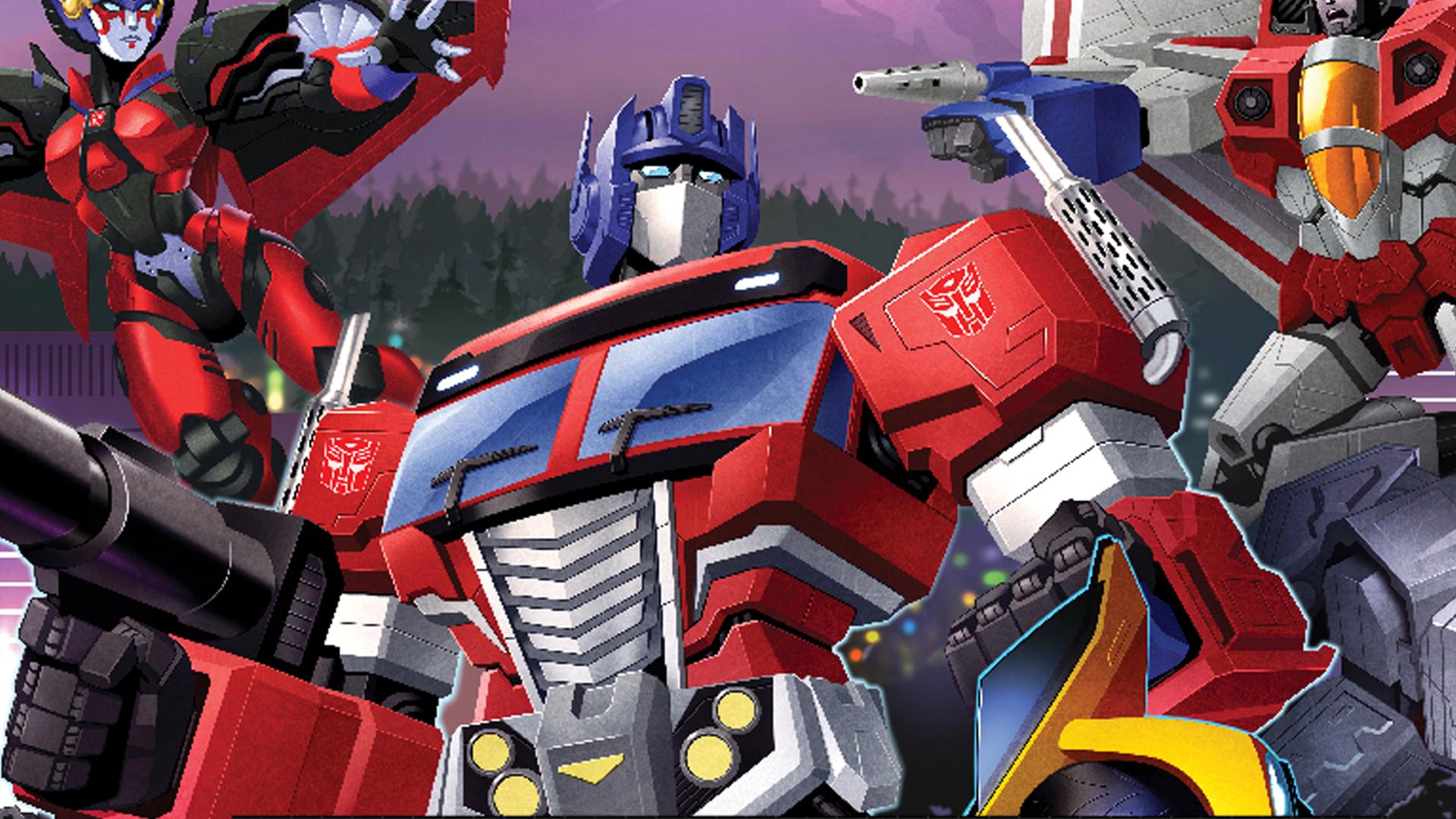 Transformers RPG artwork