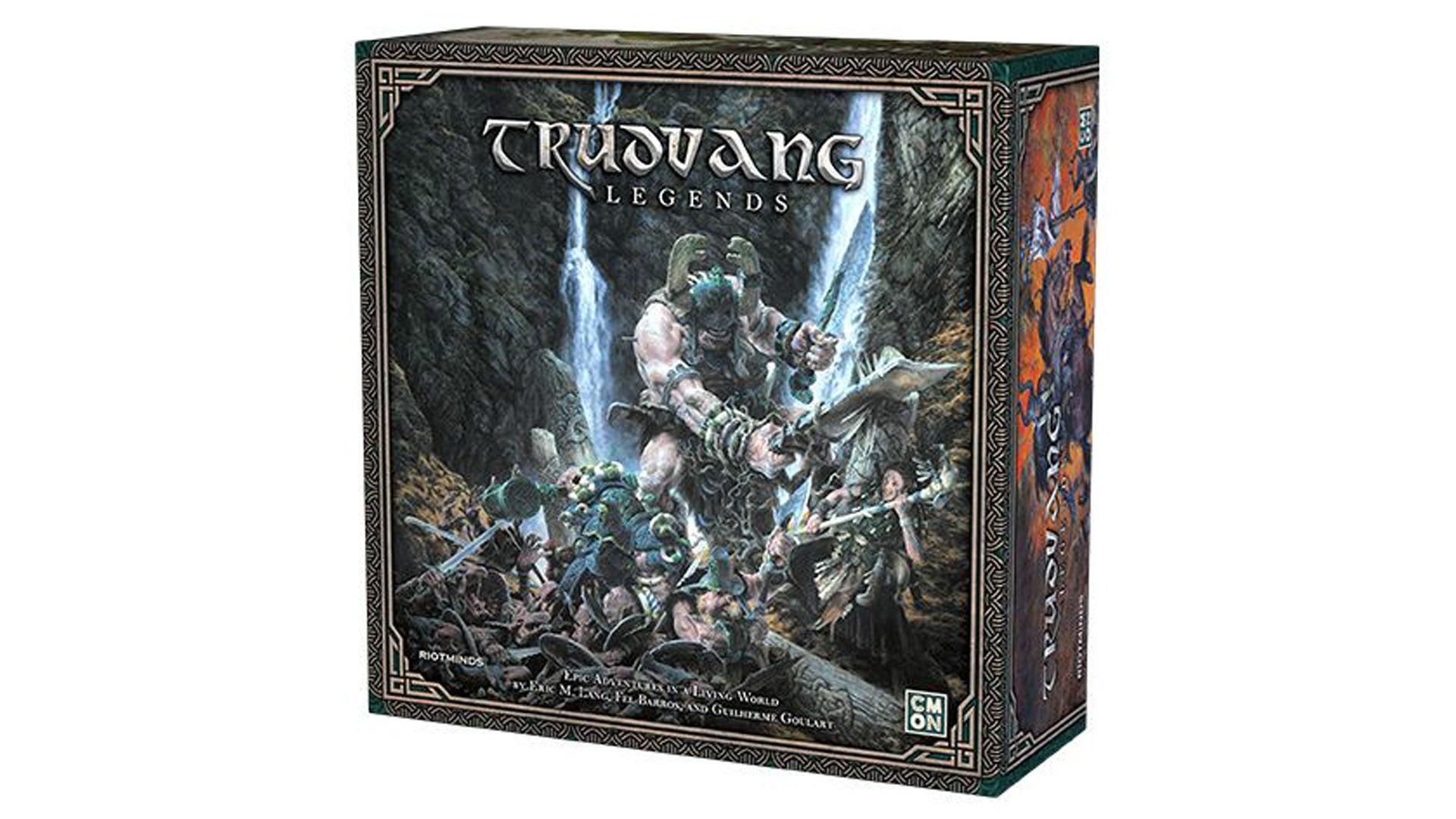 Trudvang Legends board game box