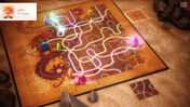 Tsuro digital game PC screenshot board