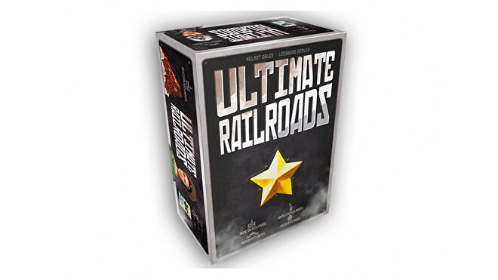 Ultimate Railroads box
