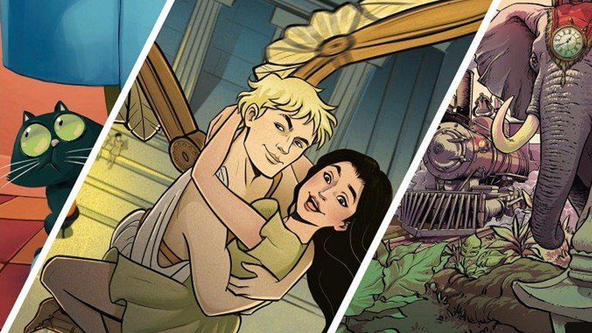 Unlock: Mythic Adventures artwork