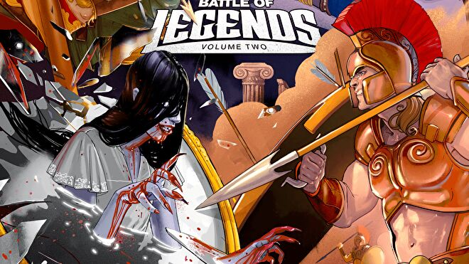 Unmatched: Battle of Legends - Volume Two cover