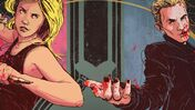 Unmatched: Buffy the Vampire Slayer board game artwork
