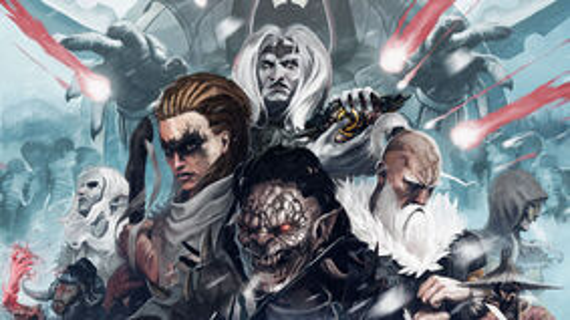 Uprising: Curse of the Last Emperor board game artwork