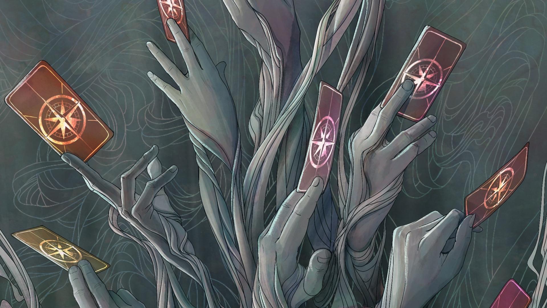Upriver, Downriver RPG artwork 2