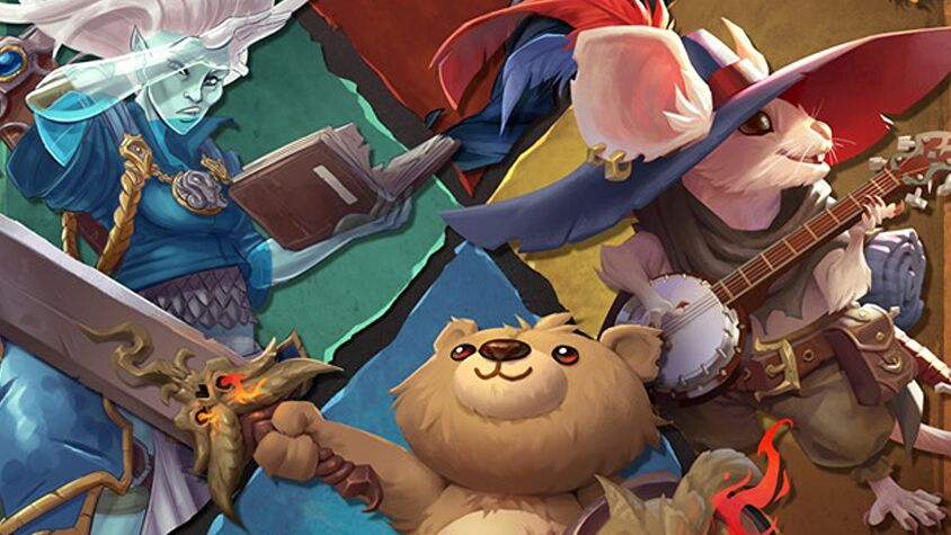 Valda's Spire of Secrets RPG artwork 2