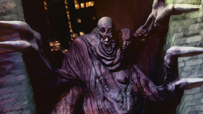 Vampire: The Masquerade 5E RPG artwork