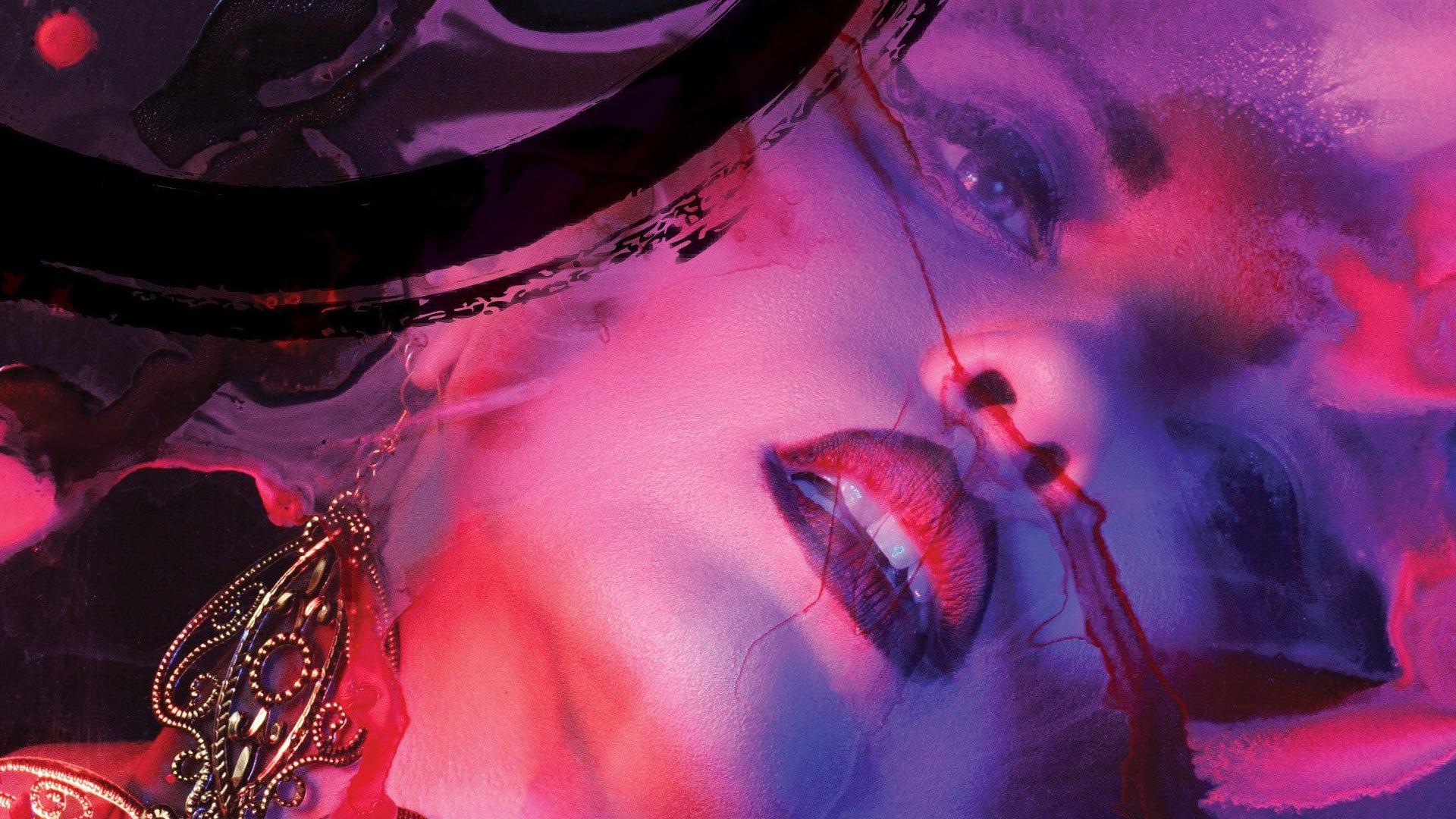 Vampire The Masquerade RPG Fifth Edition core rulebook artwork